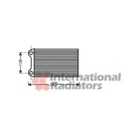 Радиатор печки Audi A4 (8E2, B6)