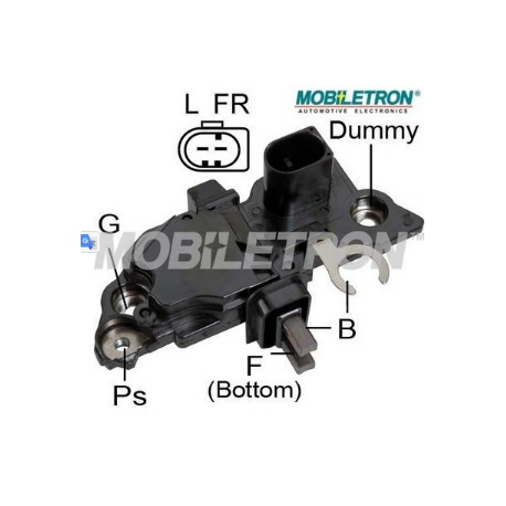 Регулятор генератора Audi A4 (8E2, B6)