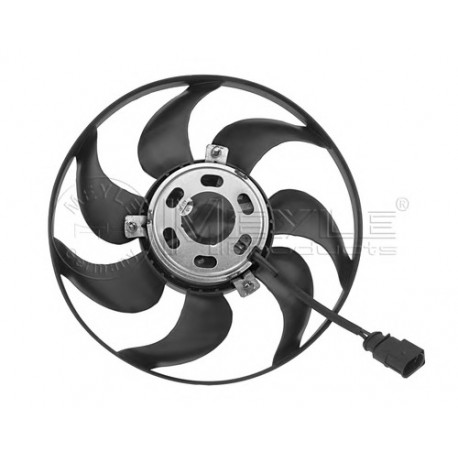 Вентилятор охлаждения двигателя Audi A3 (8P1) 1.6