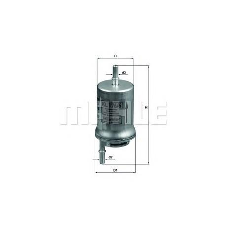 Топливный фильтр Audi A3 (8P1) 1.6