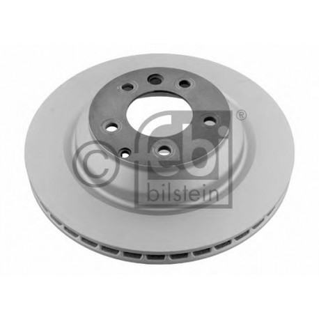 Диск тормозной задний Ауди Q7 диаметр 358