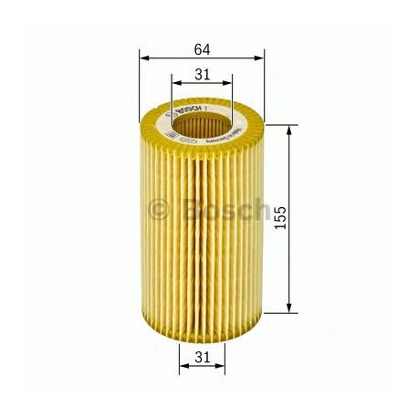 Фильтр маслянный 3,0 TSI 10- Ауди Q7