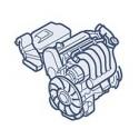 Двигатель, сцепление Audi 100